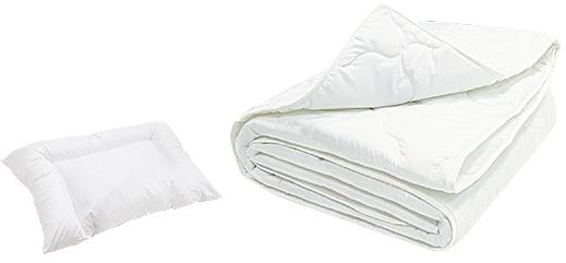 Комплект Китти - детское одеяло и подушка