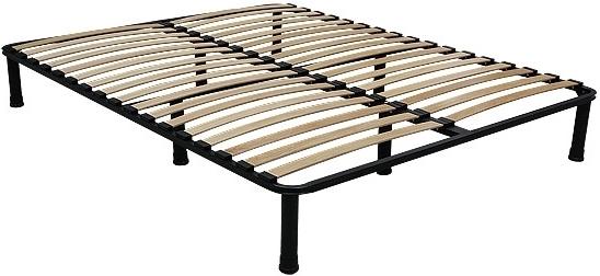 Каркас кровати с ножками XL-V8 (+2 дополнительные ножки)